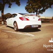 - Hyundai coupe