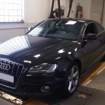 - Audi A5 S-line